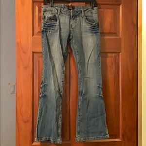 Never worn jeans